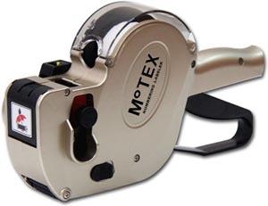 Торговое оборудование MOTEX: нумераторы