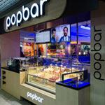 Дизайн-проект магазина джелато Popbar