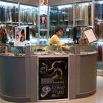 Дизайн магазина париков