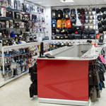 Дизайн магазина фототехники