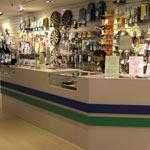 Дизайн спортивного магазина
