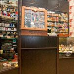 Дизайн табачного магазина