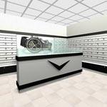 Дизайн-проект магазина часов